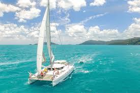 On <b>Ice</b> - Sailing Whitsundays
