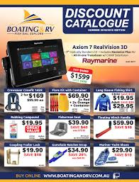 Boating & RV 2019 Summer Catalogue by Boating and RV - issuu