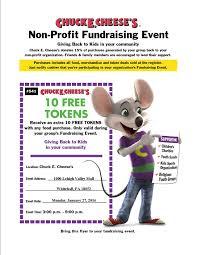 children s ministry chuck e cheese s fundraising chuck e cheese fundraising flyer 2014