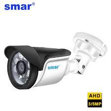 <b>Smar Super HD 3MP/5MP</b> Bullet AHD Camera Surveillance CCTV ...