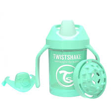 <b>Поильник Twistshake Mini Cup</b> Pastel. 230 мл. 4+ Пастельный ...