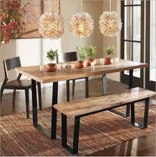 retro melamine top dining table