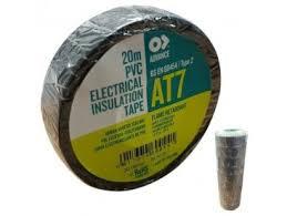 Advance <b>PVC</b> Tape 19mm x 20M <b>10 Pieces</b>