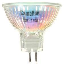 <b>Лампа</b> галогенная <b>Camelion JCDR</b> GU5.3 35 Вт в Москве – купить ...