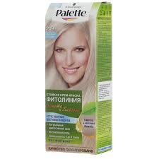 <b>Крем</b>-<b>краска PALETTE</b> Фитолиния Холодный Блонд, 50 мл ...