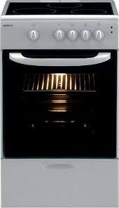Кухонная <b>плита Beko FCS</b> 47007 S, серебристый — купить в ...