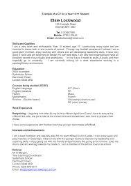 examples good resumes for high school students resume template examples good resumes for high school students resume good example resume good example printable full size