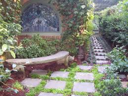 Small Picture 1 Prayer Garden quiet place to sit Traditional Landscape