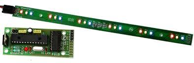 <b>RGB LED Disco Lights</b> - Electronics-Lab
