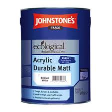 <b>Краска</b> интерьерная <b>JOHNSTONE'S Acrylic Durable</b> Matt база L 2,5л