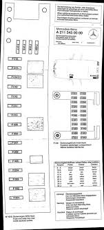 2004 e500 fuse diagram not in fuse box mercedes benz forum click image for larger version fuse diagram 11 jpg views 13119 size