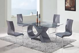 Dining Room Tables Contemporary Dining Table Xchairs R Collectionsfcoasterfmoderndining Drp B