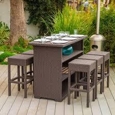 image of outdoor bar furniture sets bar furniture sets home