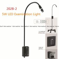 ce fda approval high quality 5w led surgical medical examination light lamp focusable spot