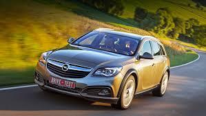 Вникаем в детали рестайлинга модели Opel Insignia. Тест-драйв ...