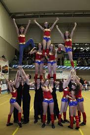 Things We Saw Today: A <b>Cheerleader Wonder</b> Woman Formation ...