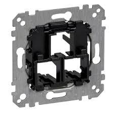 MTN465806 - Механизм компьютерной <b>розетки 2 поста</b> RJ45 6 ...