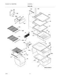 wiring diagram for frigidaire refrigerator the wiring diagram frigidaire ice maker wiring diagram nilza wiring diagram