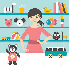 s clerk cliparts stock vector and royalty s s clerk toy stores s w flat design