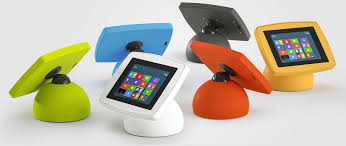 Armodilo Original Sphere Desktop Tablet and iPad POS Stand or ...