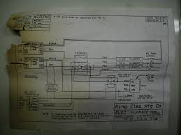 air handler failure community engineering services wiring diagram indicated that three hi temperature limit switches should turn the unit off in the event of an over heat condition