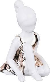 Статуэтка <b>Lefard</b> Балерина, 699-153, белый, 9 х 8 х <b>11 см</b> ...