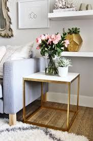 ideas bedside tables pinterest night: ikea side table hack interiordesign casegoodsideas moder home decor interior design ideas