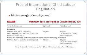 essay on child labour an essay on child labour