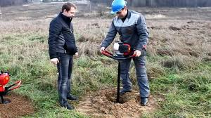 <b>Мотобур ADA Ground Drill 7</b> с удлинителем 1 метр.mp4 - YouTube