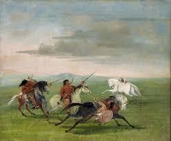 Guerra entre los Comanches y México