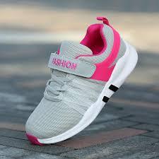 <b>ULKNN Girls</b> sports shoes 2019 <b>new</b> breathable spring autumn ...