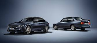 A legend turns 30 - BMW M3