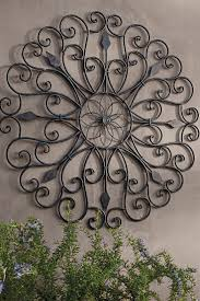 iron wall decor u love: outdoor wall art exterior wall decor