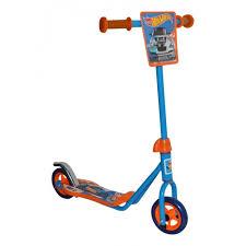 Двухколесный <b>самокат</b> 1 Toy <b>Hot wheels</b> Т57569 - Акушерство.Ru