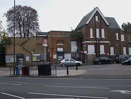 Isleworth railway station
