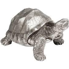 <b>Статуэтка Turtle</b> Silver Medium 60x40cm. 61964 - <b>KARE</b> Design
