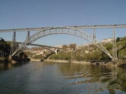 Maria Pia Bridge - Wikipedia