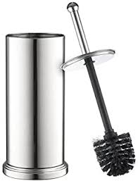 Chrome - Toilet Brushes & Holders / Toilet ... - Amazon.com