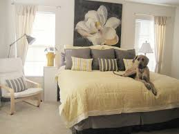 interior designsgray bedroom decorating ideas with bright colors and white stand lamps bright color bright colorful home