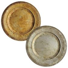 charger plates decorative:  best charger plates in  decorative charger plates for your dinner table