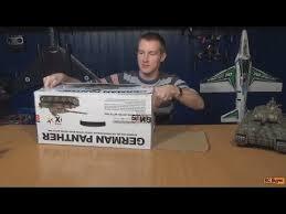 <b>Радиоуправляемый танк</b> от <b>Heng Long</b> - YouTube