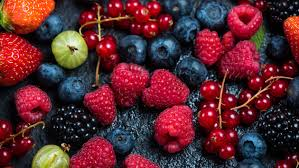 """""""Berry"""" <b>strong power</b> for our immune system"""