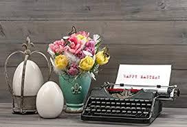 Laeacco Happy Easter Photography Background ... - Amazon.com