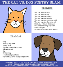 poetry month the cat vs dog poetry slam medium large cat dog poetry slam 3