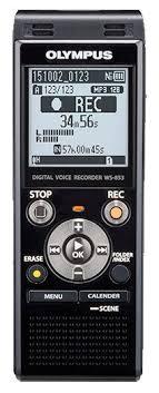 <b>Диктофон Olympus WS-853</b> — купить по выгодной цене на ...