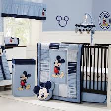 ba boy bedding would be great for a boy or minnie for a girl intended for baby mickey crib set design