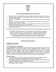 management executive sales operations resume free resume templates cell phone sales resume