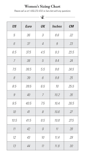 Sizing & Size Charts | Bearpaw.com