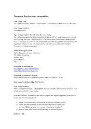 Secrets to Powerful Web Design Case Studies Purdue Online Writing Lab   Purdue University Case study sample template