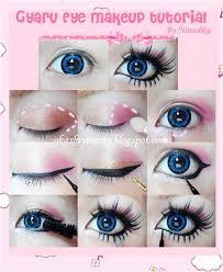 gyaru eye reform makeup makeup manga makeup harajuku makeup doll eye makeup dolly makeup makeup art julie 39 s makeup
